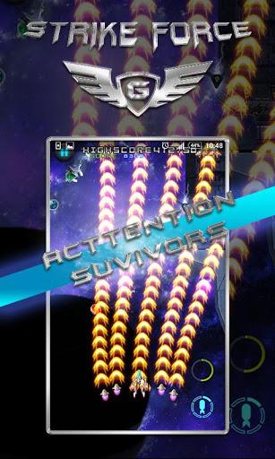 Galaxy Strike Force Free