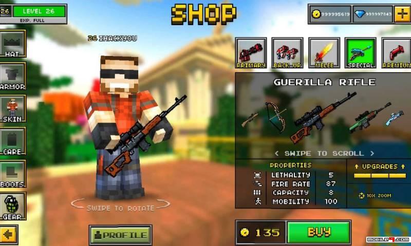 Pixel Gun Mod