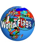 Flags of the World   240x400 mobile app for free download