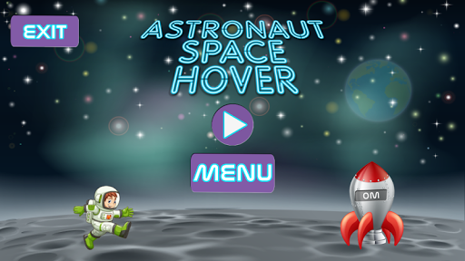 Astronaut Space Hover