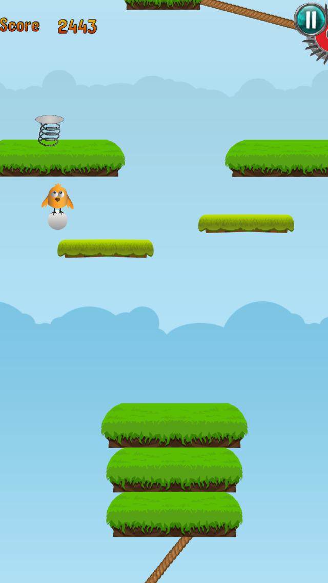 Chickens   Super Jump