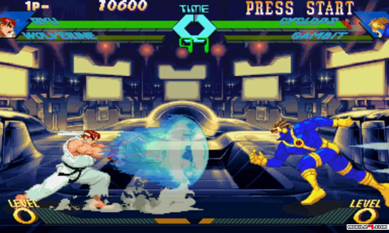 Download marvel vs capcom: clash of super heroes android games apk.