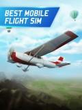 Flight Pilot Simulator 3D Free mobile app for free download