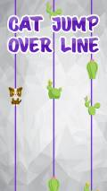 Cat Jump Over Line mobile app for free download