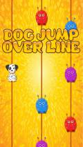 Dog Jump Over Line mobile app for free download