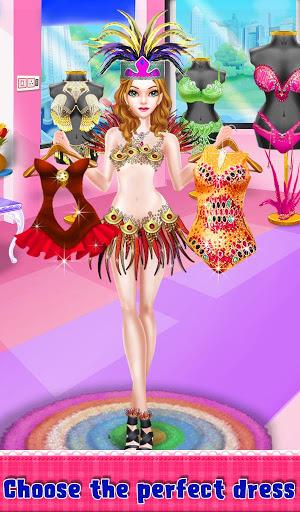 Brazil Doll Fashion Salon