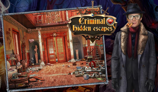 Criminal Hidden Escapes