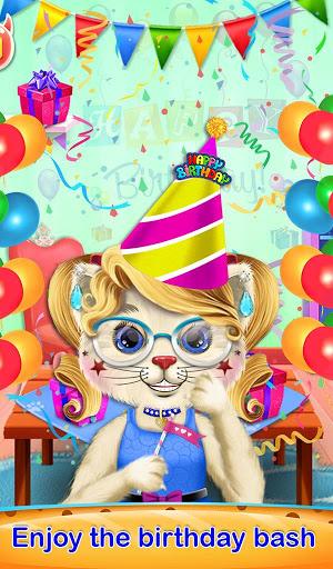 Cute Kitty Birthday