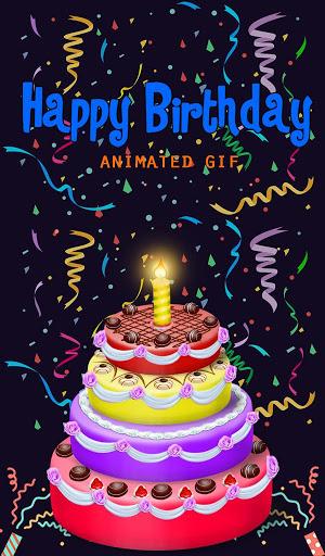 Happy Birthday Animated Gif