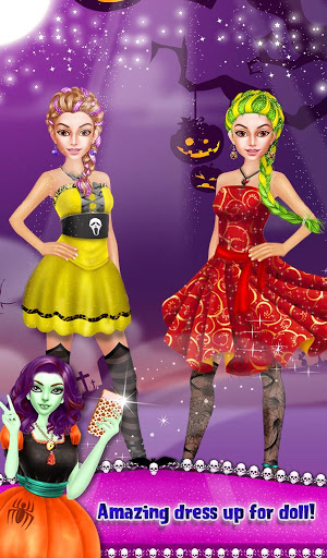 Happy Halloween Party Makeover