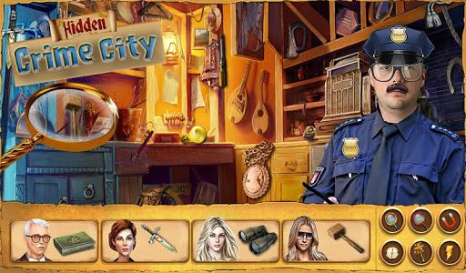 Hidden Crime City