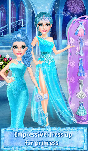 Ice Princess Salon