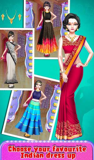 Indian Doll Fashion Makeup