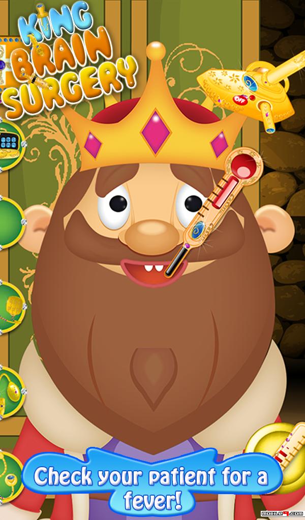 King Brain Surgery