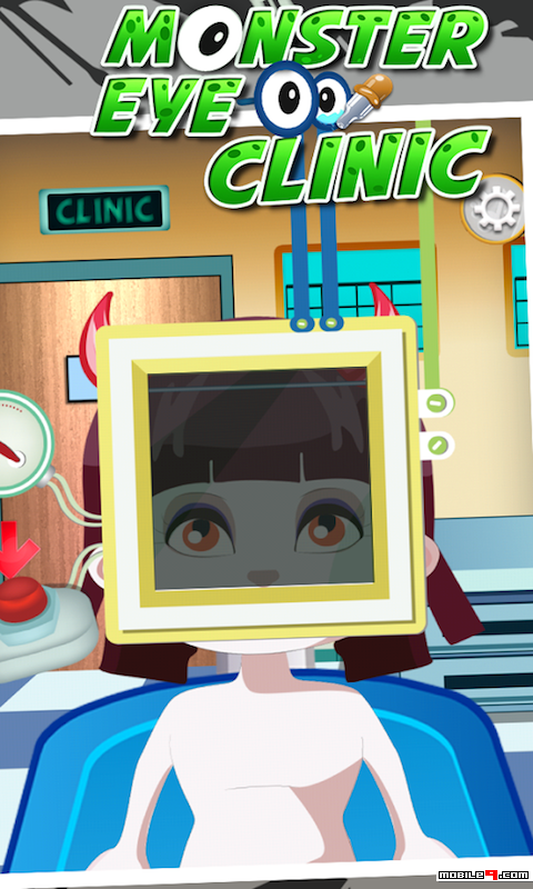 Monster Eye Clinic   Kids Game