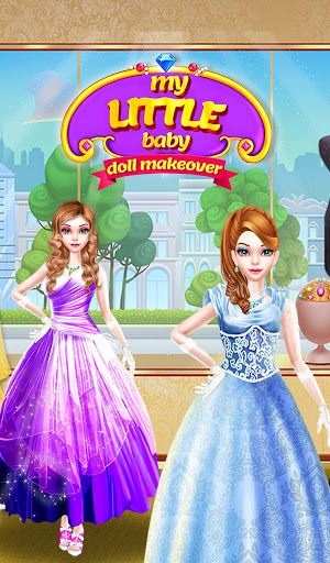 My Little Baby Doll Makeover