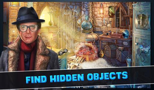 Mystery Garage Hidden Object
