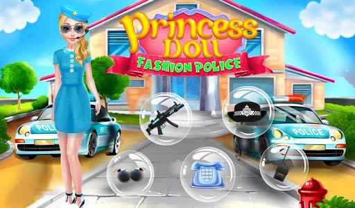 Princess Doll Fashion Police