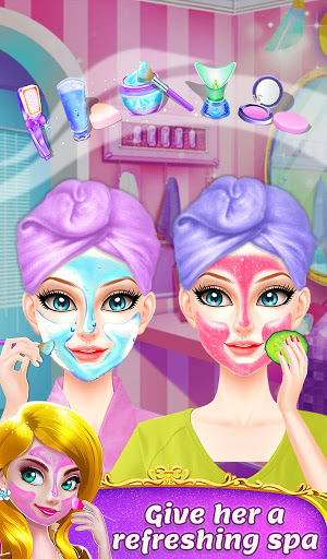 Princess Doll Party Makeover