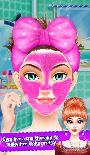 Princess Doll Sea Side Salon