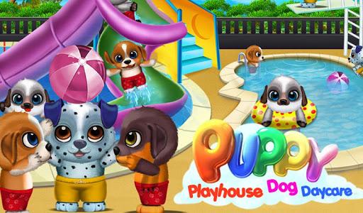 Puppy Playhouse Dog Daycare