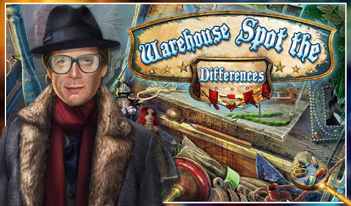 Warehouse Spot The Differences