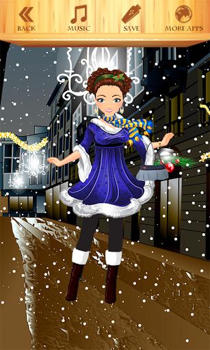 Winter Fashion Dress Up Games