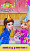 Birthday Cake Sweet Bakery mobile app for free download
