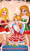 Christmas Dream Girl Makeup mobile app for free download
