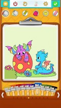 Coloring Games for Kids mobile app for free download