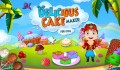 Delicious Cake Maker For Kids mobile app for free download