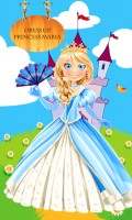 Dress Up Princess Maria mobile app for free download