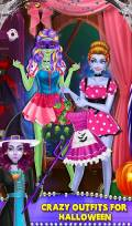 Halloween Dream Salon mobile app for free download