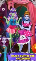 Halloween Dream Salon mobile app for free download