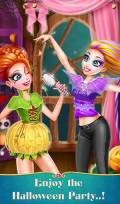 Halloween Scary Party Makeover mobile app for free download