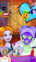 Halloween Spooky Doll Makeover mobile app for free download