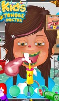 Kids Tongue Doctor mobile app for free download