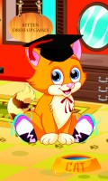 Kitten Dress Up Games mobile app for free download