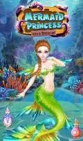 Mermaid Princess Spa & Dressup mobile app for free download