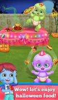 My Halloween Baby Care mobile app for free download