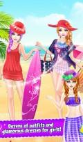 Princess Doll Sea Side Salon mobile app for free download