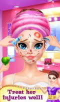 Princess Fashion Doll Accident mobile app for free download