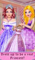 Princess Fashion Doll Makeover mobile app for free download