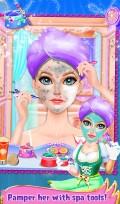 Princess Makeover Salon Girls mobile app for free download
