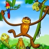 Spider Monkey Jump mobile app for free download
