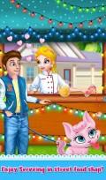Street Food Maker For Kids mobile app for free download