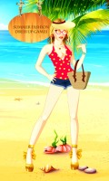 Summer Fashion Dress Up Games mobile app for free download