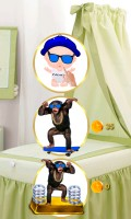 Talking Baby Boy vs Talking Monkey mobile app for free download