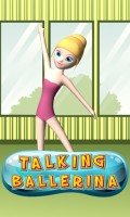 Talking Ballerina mobile app for free download