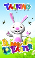 Talking Bunny Easter mobile app for free download